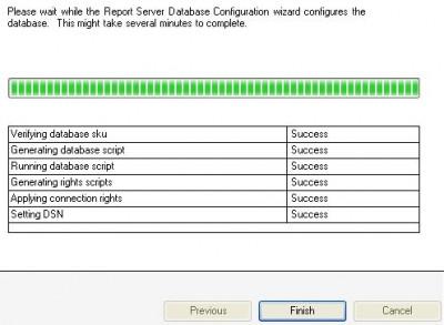 ReportingServices Configuracion - SQL Server 2008